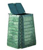 Composteur plastic 420L