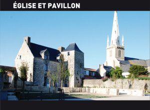 E¦üglise et Pavillon